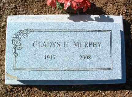 MURPHY, GLADYS EVYLIN - Yavapai County, Arizona | GLADYS EVYLIN MURPHY - Arizona Gravestone Photos