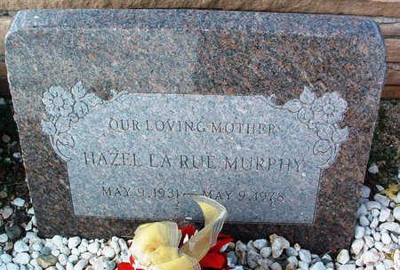 MURPHY, HAZEL - Yavapai County, Arizona   HAZEL MURPHY - Arizona Gravestone Photos