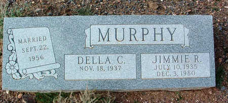 MURPHY, DELLA C. - Yavapai County, Arizona | DELLA C. MURPHY - Arizona Gravestone Photos