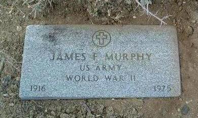 MURPHY, JAMES F. - Yavapai County, Arizona | JAMES F. MURPHY - Arizona Gravestone Photos