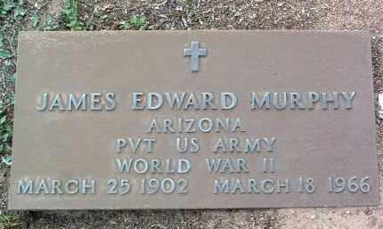 MURPHY, JAMES EDWARD - Yavapai County, Arizona | JAMES EDWARD MURPHY - Arizona Gravestone Photos