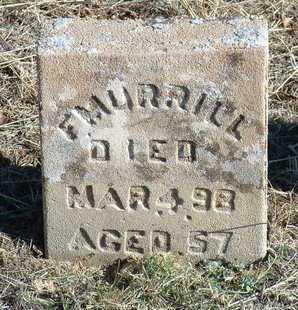 MURRILL, FRANK - Yavapai County, Arizona | FRANK MURRILL - Arizona Gravestone Photos
