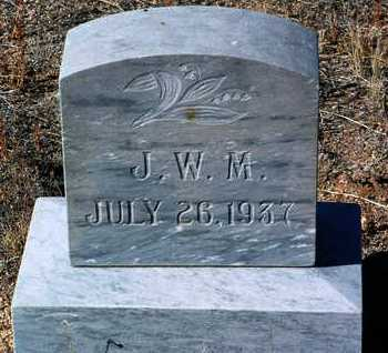 MUSE, JAMES WILLIAM - Yavapai County, Arizona | JAMES WILLIAM MUSE - Arizona Gravestone Photos