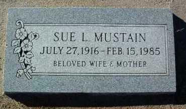 PIPER MUSTAIN, SUE L. - Yavapai County, Arizona | SUE L. PIPER MUSTAIN - Arizona Gravestone Photos