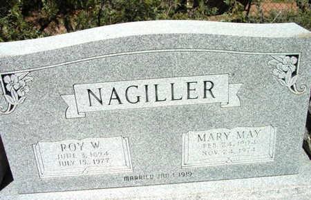 NAGILLER, MARY MAY - Yavapai County, Arizona | MARY MAY NAGILLER - Arizona Gravestone Photos