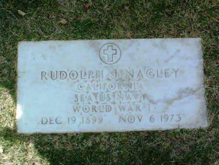 NAGLEY, RUDOLPH J. - Yavapai County, Arizona | RUDOLPH J. NAGLEY - Arizona Gravestone Photos