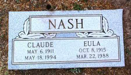 NASH, CLAUDE, SR. - Yavapai County, Arizona | CLAUDE, SR. NASH - Arizona Gravestone Photos