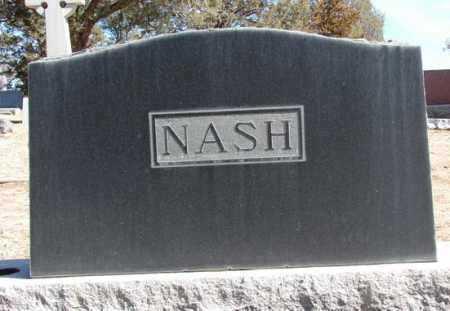 NASH, FAMILY HEADSTONE - Yavapai County, Arizona | FAMILY HEADSTONE NASH - Arizona Gravestone Photos