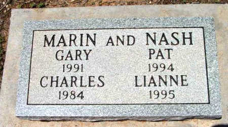 NASH, LIANNE G. - Yavapai County, Arizona | LIANNE G. NASH - Arizona Gravestone Photos