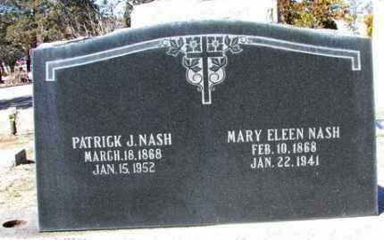 NASH, PATRICK JOSEPH - Yavapai County, Arizona | PATRICK JOSEPH NASH - Arizona Gravestone Photos