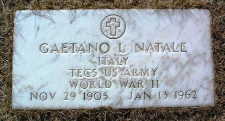 NATALE, GAETANO L. - Yavapai County, Arizona | GAETANO L. NATALE - Arizona Gravestone Photos