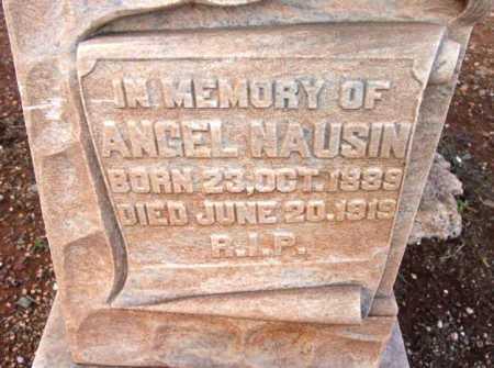 NAUSIN, ANGEL (JERRY) - Yavapai County, Arizona   ANGEL (JERRY) NAUSIN - Arizona Gravestone Photos