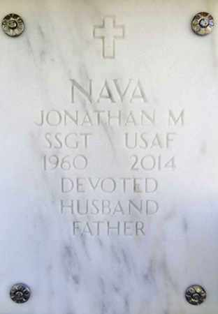 NAVA, JONATHAN MITCHELL, SR. - Yavapai County, Arizona | JONATHAN MITCHELL, SR. NAVA - Arizona Gravestone Photos