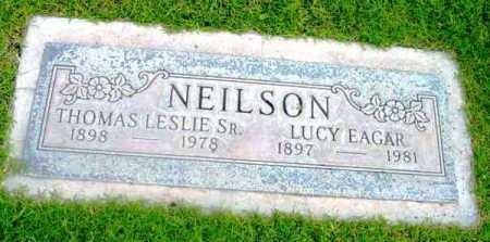 NEILSON, LUCY - Yavapai County, Arizona | LUCY NEILSON - Arizona Gravestone Photos