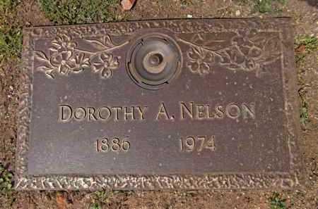 NELSON, DOROTHY A. - Yavapai County, Arizona   DOROTHY A. NELSON - Arizona Gravestone Photos