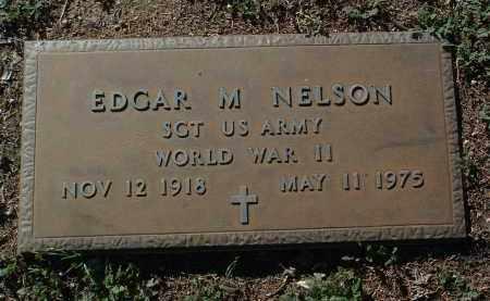 NELSON, EDGAR MELTON - Yavapai County, Arizona   EDGAR MELTON NELSON - Arizona Gravestone Photos