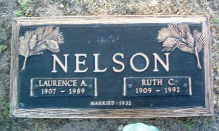 NELSON, RUTH CLEMENT - Yavapai County, Arizona | RUTH CLEMENT NELSON - Arizona Gravestone Photos