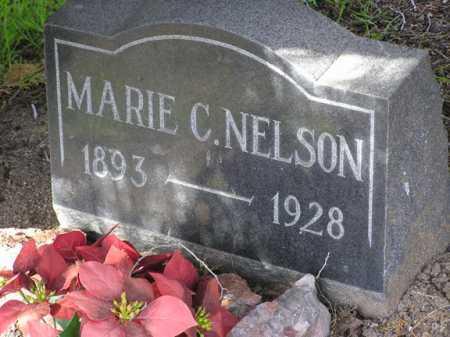 NELSON, MARIE C. - Yavapai County, Arizona | MARIE C. NELSON - Arizona Gravestone Photos