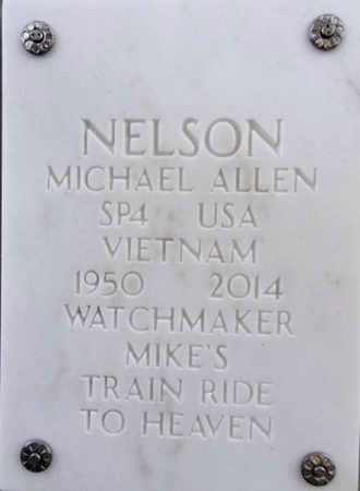 NELSON, MICHAEL ALLEN - Yavapai County, Arizona   MICHAEL ALLEN NELSON - Arizona Gravestone Photos
