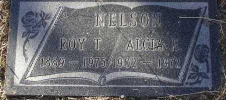 MERRILL NELSON, ALCIA E. - Yavapai County, Arizona   ALCIA E. MERRILL NELSON - Arizona Gravestone Photos