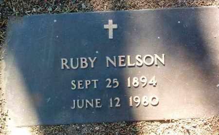 NELSON, RUBY - Yavapai County, Arizona   RUBY NELSON - Arizona Gravestone Photos