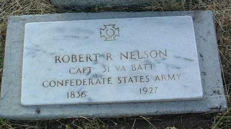 NELSON, ROBERT RODES - Yavapai County, Arizona | ROBERT RODES NELSON - Arizona Gravestone Photos