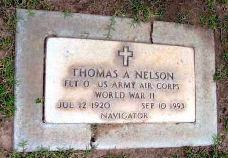 NELSON, THOMAS AUBREY - Yavapai County, Arizona | THOMAS AUBREY NELSON - Arizona Gravestone Photos