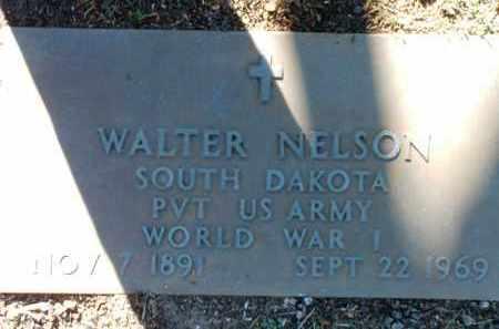 NELSON, WALTER - Yavapai County, Arizona   WALTER NELSON - Arizona Gravestone Photos