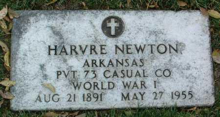 NEWTON, HARVRE - Yavapai County, Arizona   HARVRE NEWTON - Arizona Gravestone Photos