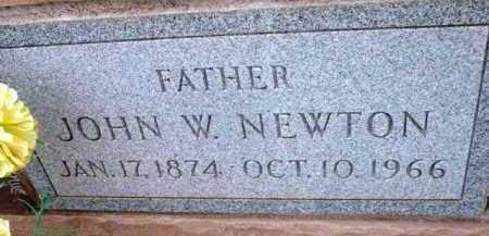 NEWTON, JOHN WILLIAM - Yavapai County, Arizona | JOHN WILLIAM NEWTON - Arizona Gravestone Photos