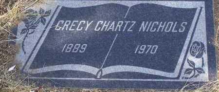 NICHOLS, CRECY JUDY - Yavapai County, Arizona | CRECY JUDY NICHOLS - Arizona Gravestone Photos
