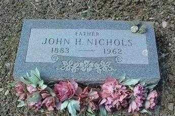 NICHOLS, JOHN HENRY - Yavapai County, Arizona | JOHN HENRY NICHOLS - Arizona Gravestone Photos