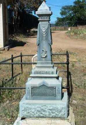 NICHOLS, JAMES - Yavapai County, Arizona | JAMES NICHOLS - Arizona Gravestone Photos