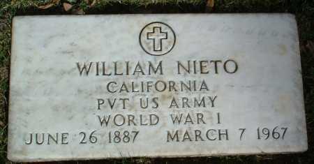 NIETO, WILLIAM - Yavapai County, Arizona   WILLIAM NIETO - Arizona Gravestone Photos