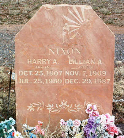 NIXON, LILLIAN ANNA - Yavapai County, Arizona | LILLIAN ANNA NIXON - Arizona Gravestone Photos