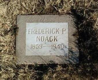 NOACK, FREDERICK P. - Yavapai County, Arizona | FREDERICK P. NOACK - Arizona Gravestone Photos