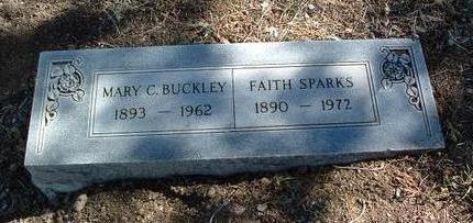 O'BRIEN BUCKLEY, MARY C. - Yavapai County, Arizona   MARY C. O'BRIEN BUCKLEY - Arizona Gravestone Photos