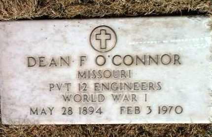 O'CONNOR, DEAN F. - Yavapai County, Arizona | DEAN F. O'CONNOR - Arizona Gravestone Photos