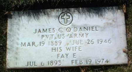 O'DANIEL, JAMES C. - Yavapai County, Arizona | JAMES C. O'DANIEL - Arizona Gravestone Photos