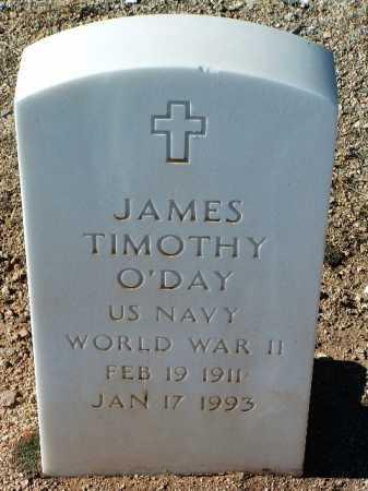 O'DAY, JAMES TIMOTHY - Yavapai County, Arizona   JAMES TIMOTHY O'DAY - Arizona Gravestone Photos