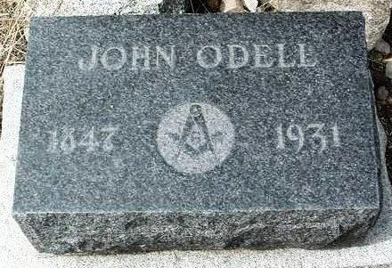 ODELL, JOHN P. - Yavapai County, Arizona   JOHN P. ODELL - Arizona Gravestone Photos