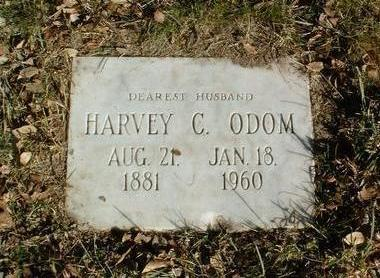 ODOM, HARVEY CORNELIUS - Yavapai County, Arizona | HARVEY CORNELIUS ODOM - Arizona Gravestone Photos