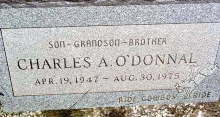 O'DONNAL, CHARLES ALLEN - Yavapai County, Arizona | CHARLES ALLEN O'DONNAL - Arizona Gravestone Photos