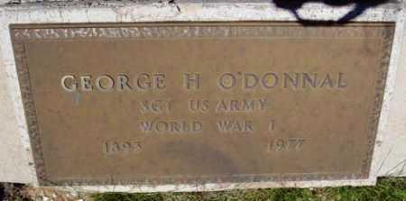 O'DONNAL, GEORGE HARRISON - Yavapai County, Arizona | GEORGE HARRISON O'DONNAL - Arizona Gravestone Photos