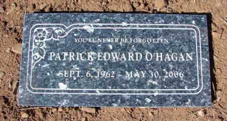 O'HAGAN, PATRICK EDWARD - Yavapai County, Arizona | PATRICK EDWARD O'HAGAN - Arizona Gravestone Photos