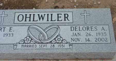 MERCIER OHLWILER, DELORIS A. - Yavapai County, Arizona | DELORIS A. MERCIER OHLWILER - Arizona Gravestone Photos