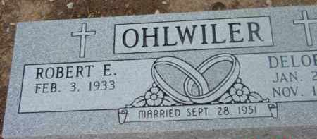 OHLWILER, ROBERT EARL - Yavapai County, Arizona | ROBERT EARL OHLWILER - Arizona Gravestone Photos