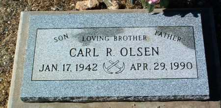 OLSEN, CARL RAYMOND - Yavapai County, Arizona | CARL RAYMOND OLSEN - Arizona Gravestone Photos