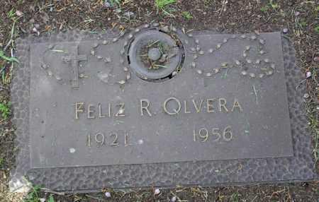 OLVERA, FELIZ RAMIREZ - Yavapai County, Arizona   FELIZ RAMIREZ OLVERA - Arizona Gravestone Photos