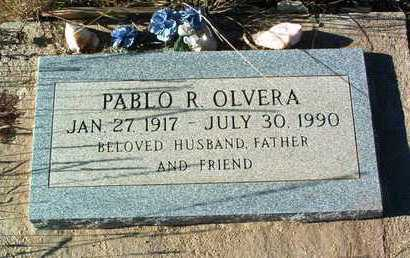 OLVERA, PABLO R. - Yavapai County, Arizona | PABLO R. OLVERA - Arizona Gravestone Photos